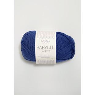 BabyLanett Blåviolet