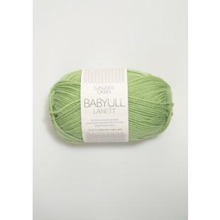 BabyLanett Æblegrøn