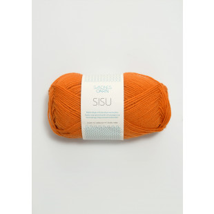 Sandnes Sisu orange