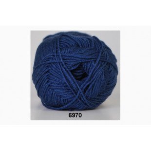 Lana Cotton 212 Blå