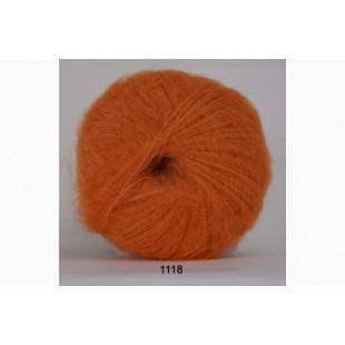 Silk Kid Mohair Orange