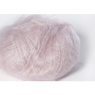 Brushed lace rosa