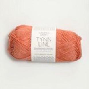 Tynn Line peach