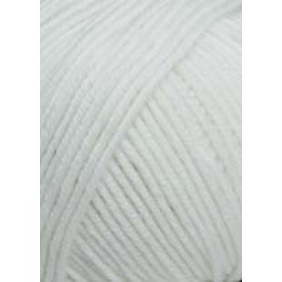 Merino 120 Hvid