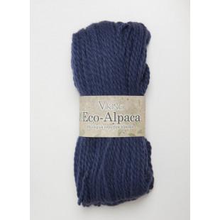 Eco Alpaca mørk blå
