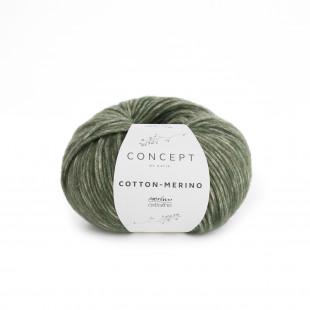 Cotton-Merino oliven