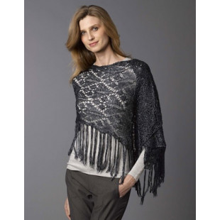 Elegant sjal i Air Lux