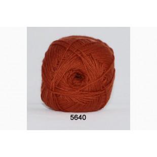 Aloe Sock Orange