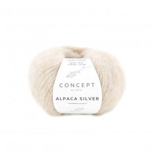 Alpaca Silver Light Beige silver