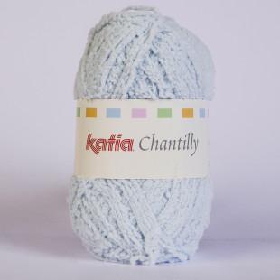 Chantilly babyblå