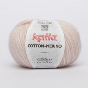 Cotton-Merino sart rosa