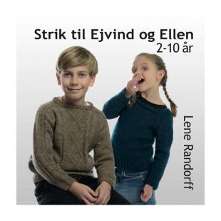 Strik til Ejvind og Ellen 2-10 år