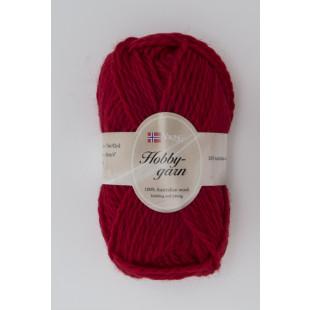 Hobby rød