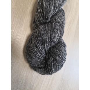 Isager Tweed Granite