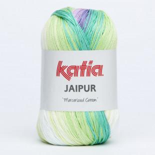 Jaipur lilla grøn