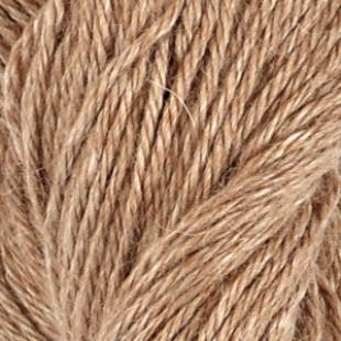 Llama Silk lys camel