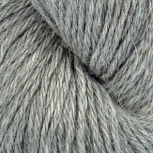 Llama Silk lys grå