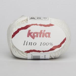 Lino 100% hvid