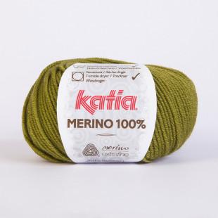 Merino 100 % oliven