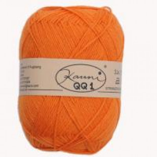 Kauni ensfarvet orange