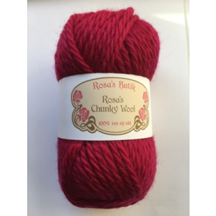 Rosa's chynky magenta