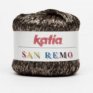 San Remo brun-guld