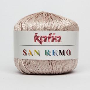 San Remo lyserød