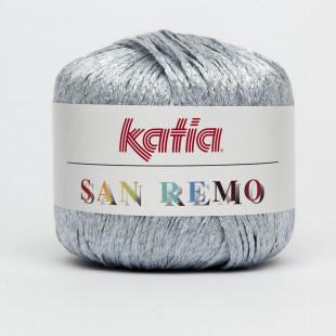 San Remo lys blå