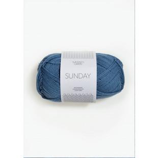 Sunday Mørk Himmelblå