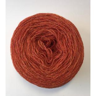 Rosa's tynde uld brændt orange