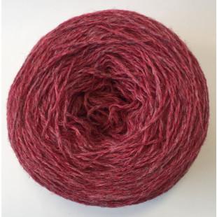 Rosa's tynde uld mørk geranium