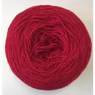 Rosa's tynde uld rød