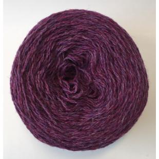 Rosa's tynde uld rødlilla