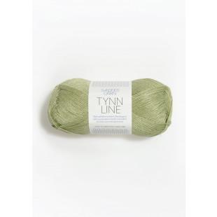 Tynn Line Lys grøn