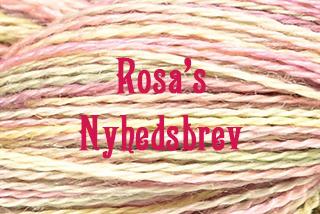 Rosas Nyhedsbrev